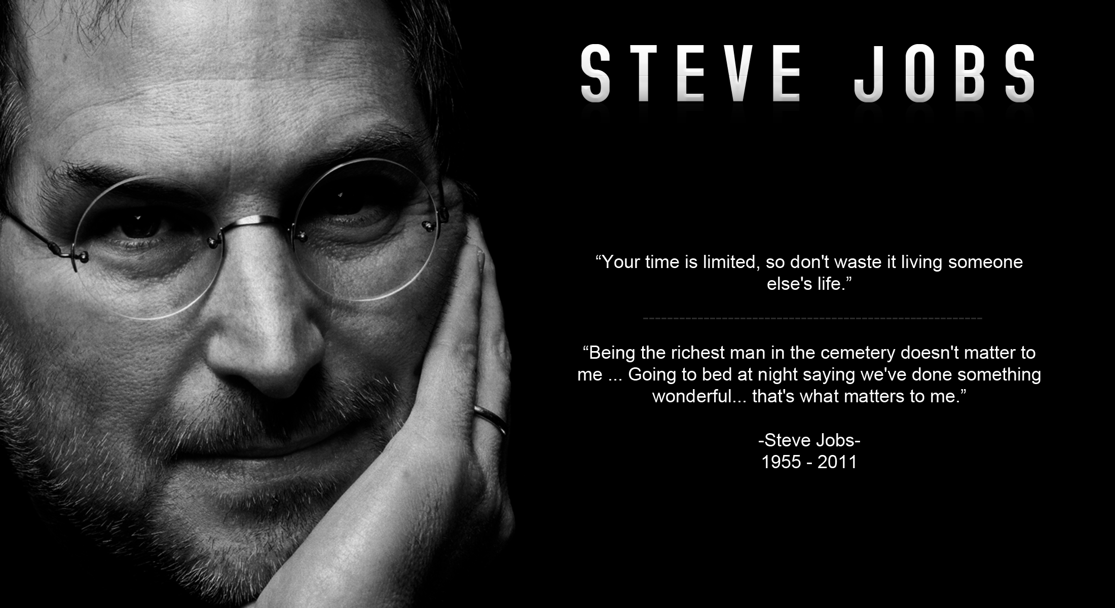 0044d765328 2 anos sem Steve Jobs | seu micro seguro