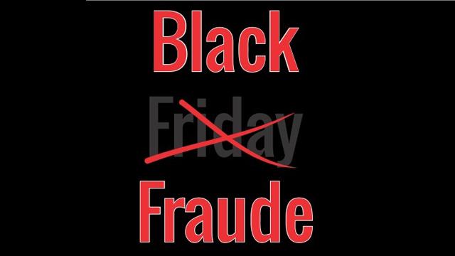 377a1982bfd Black Friday 2013 virou Black Fraude 2013 no Brasil