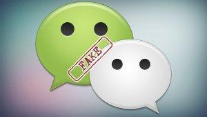 fake-wechat-scam