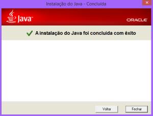 java_sucesso