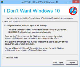 I-Don-t-Want-Windows-10
