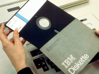 disquete 8 polegadas