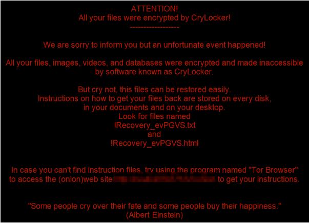 crylocker