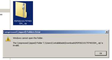 malware zipado